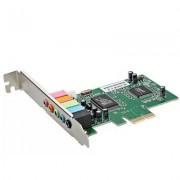 Sound Card PCI-E 5.1 Channel CMSS EAX