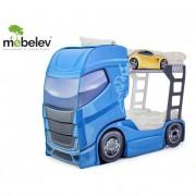 Pat camion DUO SCANIA+2 Albastru