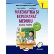 Matematica si explorarea mediului clasa 1 partea I+partea II - MihaelA-Ada Radu Anina Badescu
