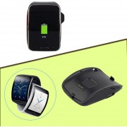 EY Base De Carga Del Cargador De Cuna Para Samsung Galaxy S Gear Reloj Inteligente SM-R750.