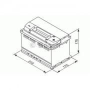 S5, Battery, Starter Battery