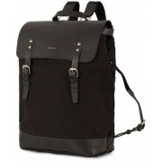 Sandqvist Hege Canvas Backpack Black