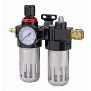 """Einhell Kombination filter/smörjare R 3/8"""" för luftkompressor"""