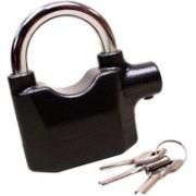 SJ Motion Alarm Sensor Safety Lock(Black)