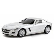 Masina Rastar Mercedes-Benz SLS AMG Scara 1 24 RTR - Gri