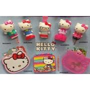 Mcdonalds 2015 Hello Kitty Complete Set Of 8