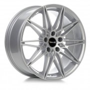 Avus Ac-mb5 8,5x19 5x112 Et50 57.1 Silver - Llanta De Aluminio