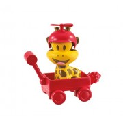 Fisher-Price Julius Jr. Figure Pack - Clancy and his Rocket Wagon