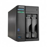 Asustor AS6202T NAS Black