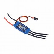 Generic AL 30A ESC 5V/3A BEC for 400-450 Helicopters Or Quad-Rotor Multi RC Helicopter sep 26