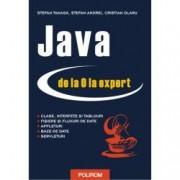 Java de la 0 la expert Editia 2011