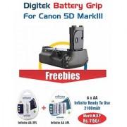 Digitek Battery Grip Canon 5D Mark iii