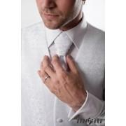 Avantgard Regata PREMIUM + kapesníček bílá 577-16