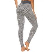 FITTOO Leggings Mallas Mujer Pantalones Deportivos Yoga Alta Cintura Elásticos y Transpirables #1 Chica