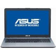"Laptop ASUS VivoBook X541UA-GO1301 (Procesor Intel® Core™ i3-7100U (3M Cache, 2.40 GHz), Skylake, 15.6"", 4GB, 500GB, Intel® HD Graphics 520, DVD-RW, Endless OS, Argintiu)"