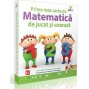 Prima Mea Carte De Matematica De Jucat Si Exersat 5 Ani+
