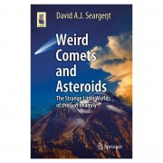 Springer Libro Weird Comets and Asteroids