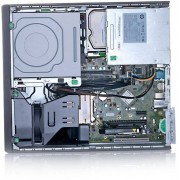 HP Hewlett-Packard HP Z220 Workstation SFF Xeon QC E-1225 V2