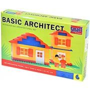 Bonkerz Skill Developing Basic Architect Blocks Set For Kids