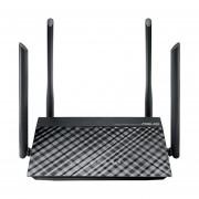 Router Inalambrico ASUS RT-AC1200 Banda Dual 2.4 & 5GHz-Negro