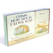 Guess How Much I Love You: Baby Milestone Moments: Board Book and Cards Gift Set, Hardcover/Sam McBratney