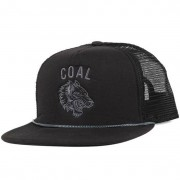 Coal Keps The Pack Black Snapback - Coal