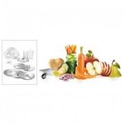 BOSCH - MUZ5VL1 VeggieLove zöldség szeletelő és aprító készlet - MUM5-höz