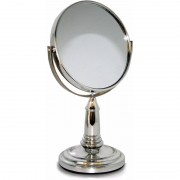 Merkloos Make up spiegeltje op standaard