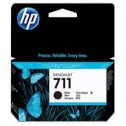 HP Bläckpatron svart, 38 ml (HP711) CZ129A Replace: N/A