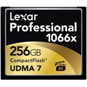 LEXAR Cartão Compact Flash Professional UDMA 7 256GB (1066x)