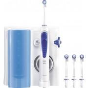 Periuta de dinti electrica si dus bucal Oxyjet, Oral-B