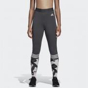 Adidas Performance Leggings Athletics Sport ID DU0226Cinzento- L