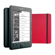 E-Book Reader X-View Bookie Rojo