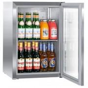 GARANTIE 4 ANI Vitrina bauturi Liebherr, Premium, clasa A+, full inox CMes 502