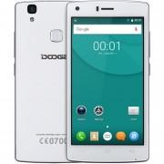 "Smartphone Libre DOOGEE X5 MAX Pro 3G (Android 6.0 Quad-core 5.0"" 16GB )Desbloqueado-Blanco EU Plug"