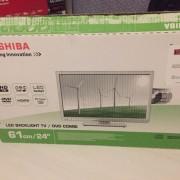 TV LED Toshiba 24D1434DG 24 720p