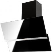 Hota decorativa Akpo WK-60 4 Balance negru, 60 cm, Capacitate: 320 m3/h, doua spoturi cu halogen