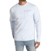 Helmut Lang Pocket Long Sleeve T-Shirt GLACR