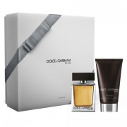 the one for men - Dolce e Gabbana CONFEZIONE REGALO profumo 50 ml EDT SPRAY + after shave balm 75 ml