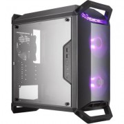 Кутия Cooler Master MasterBox Q300P RGB, Mini-Tower, Черен
