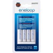 Punjač baterija Sanyo 4 bat MQR06-E-4-3UTGB *