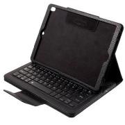 iPad Pro 10.5 Bluetooth Toetsenbord Hoesje - Zwart