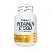 Biotech Vitamin C 500 120 rágótabletta