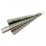 Extol Premium lépcsős fémfúró HSS, 12 lépcsős (6-39mm, 3mm lépcsők) 8801166