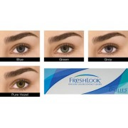FreshLook ONE DAY (10 linser): -0.75, Gray