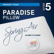 Almohada Spring Air Paradise - Muy Firme
