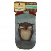 Telefontartó - Owls - Grumpy Owl