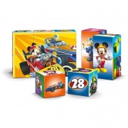 Clementoni puzzle cubi multi play mickey and the roadster racers 12 cubi 41508