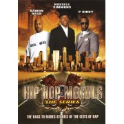 Hip Hop Moguls: The Rags to Riches Stories of the CEO's of Rap [DVD] [2009]