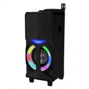Audio sistem VIVAX BS-300, 60W AUX/USB/FM/Bluetooth, Crna